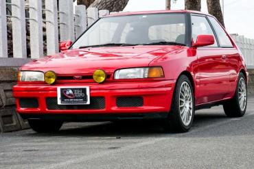 Mazda Familia for sale JDM EXPO (N.8240)
