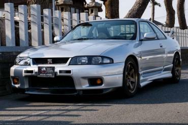 Nissan Skyline GTR R33 JDM EXPO (N.8241)