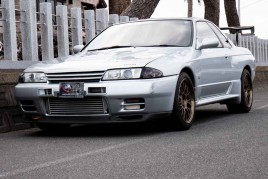 Nissan Skyline GTR for sale (N.8244)