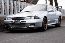 Nissan Skyline GTR for sale (N.8244)
