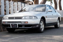 Nissan Skyline R33 GTS-4 for sale (N.8245)
