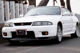 Nissan Skyline GTR R33 V-Spec for sale (N.8246)