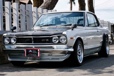 Nissan Skyline Hakosuka KGC10 for sale JDM EXPO (N.8247)