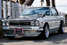 Skyline Hakosuka KGC10 for sale (N.8247)