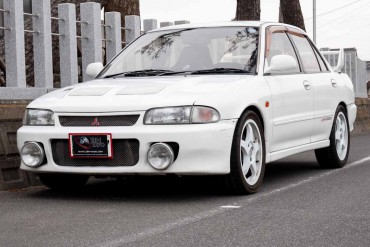 Mitsubishi Lancer EVO I for sale JDM EXPO (N.8250)