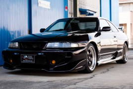 Nissan Skyline GTR R33 for sale (N.8255)
