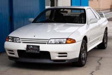Nissan Skyline GTR R32 for sale JDM EXPO (N.8257)