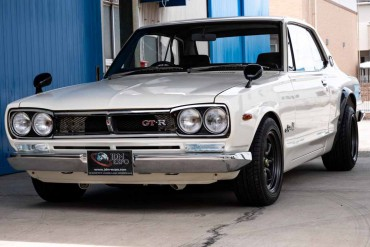 Nissan Hakosuka GTR KPGC10 for sale JDM EXPO (N.8258)