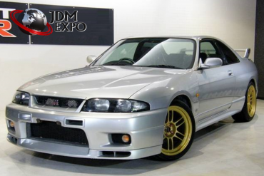Skyline GTR R33 for sale in Japan