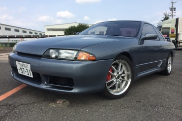 Nissan Skyline coupe GTS-T HCR32-072949 for sale