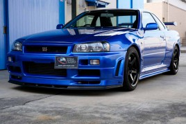 Nissan Skyline GTR R34 NISMO upgrades (N.8263) SOLD