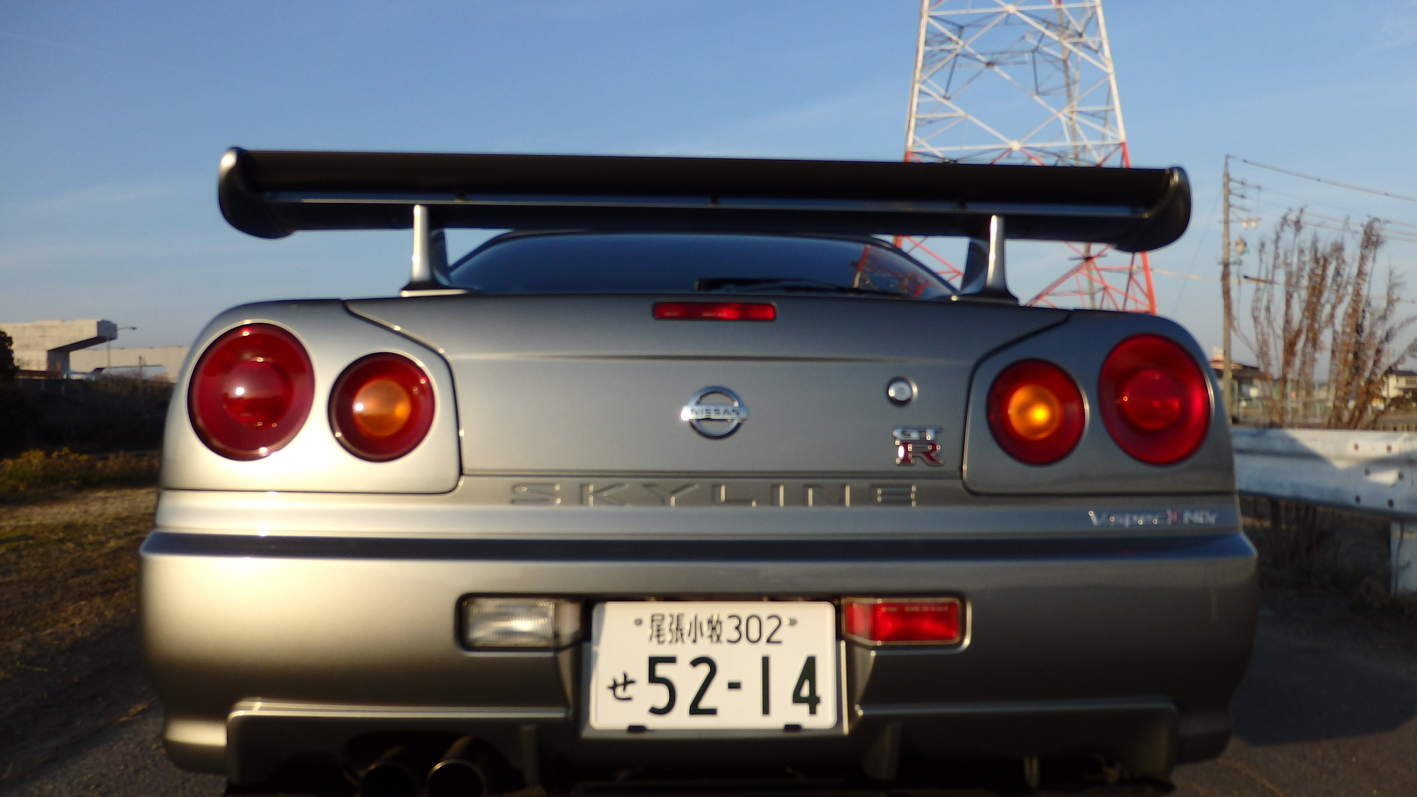 R34 Skyline For Sale Usa - 2019-2020 Top Car Updates by ...