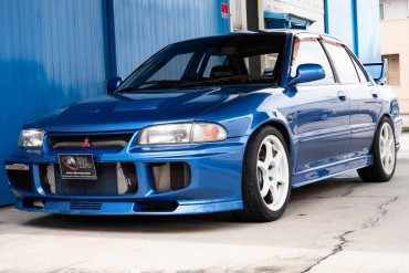 Mitsubishi Lancer Evolution II for sale (N.8266)