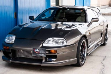Toyota Supra JZA80 for sale JDM EXPO (N.8267)
