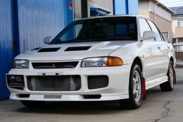 Mitsubishi Lancer Evo III for sale JDM EXPO (N.8269)