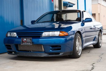 Nissan Skyline R32 for sale JDM EXPO (N.8271)