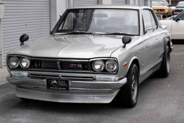 Nissan Skyline Hakosuka KGC10 for sale JDM EXPO (N.8272)