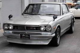Nissan Skyline Hakosuka for sale (N.8272)