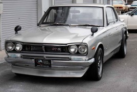 Nissan Skyline Hakosuka for sale (N.8272)