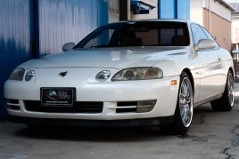 Toyota Soarer JZZ30 for sale (8273)