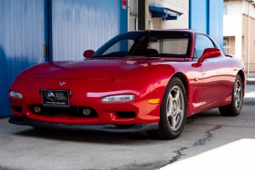 Mazda RX7 for sale JDM EXPO (N.8275)