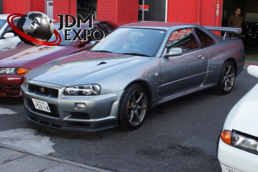 Skyline GTR R34 V spec II Nur for sale! (N. 7766)