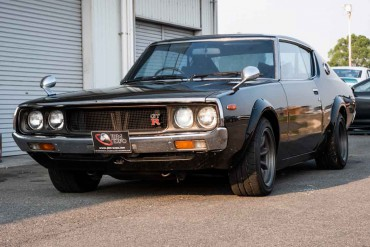 Nissan Skyline KENMERI GC111 for sale JDM EXPO (N.8276)