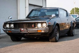 Nissan Skyline GC111 for sale (N.8276)