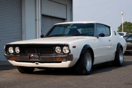 Nissan Skyline Kenmeri for sale (N.8277)