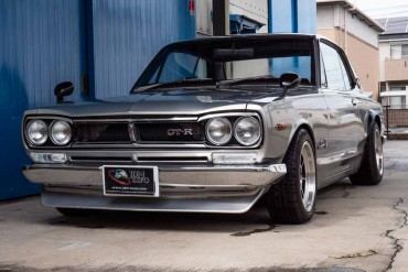 Nissan Skyline Hakosuka KGC10 for sale JDM EXPO (N.8279)