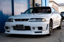 Nissan Skyline GTR R33 V spec for sale (N.8282)
