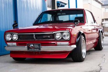 Nissan Skyline Hakosuka KGC10 for sale JDM EXPO (N.8283)