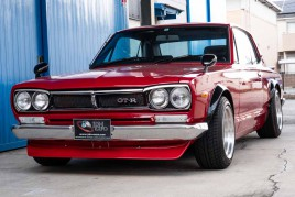 Nissan Skyline Hakosuka KGC10 for sale (N.8283)