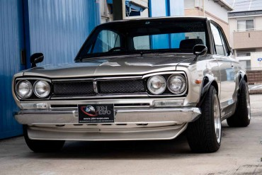 Nissan Skyline Hakosuka KGC10 for sale JDM EXPO (N.8284)
