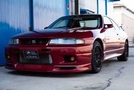 Nissan Skyline GTR R33 for sale (N.8285)