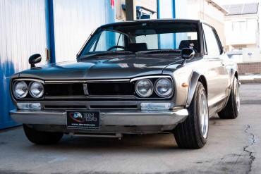 Nissan Skyline Hakosuka KGC10 for sale JDM EXPO (N.8288)