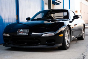 Mazda RX7 for sale JDM EXPO (N.8290)