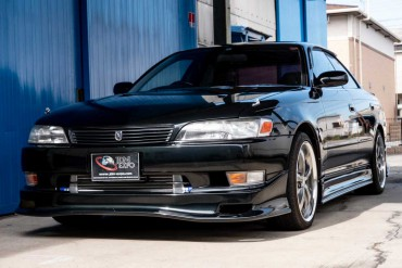 Toyota Mark II for sale JDM EXPO (N.8292)