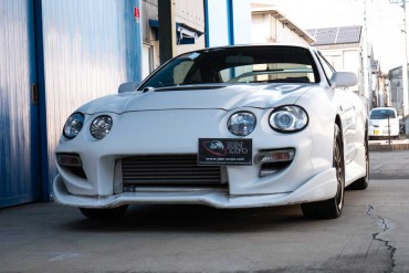 Toyota Celica GT FOUR for sale JDM EXPO (N.8293)