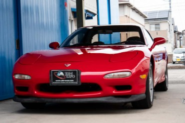 Mazda RX7 for sale JDM EXPO (N.8295)