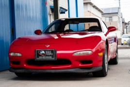 Mazda RX7 for sale (N.8295)