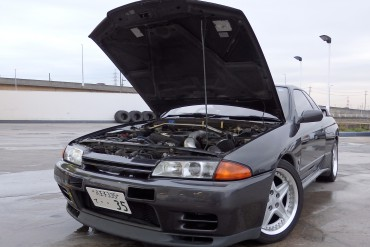 Skyline GTR R32 for sale in Japan