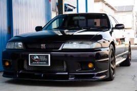 Nissan Skyline GTR R33 for sale (N.8302)