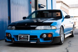 Nissan Skyline R33 for sale (N.8303)