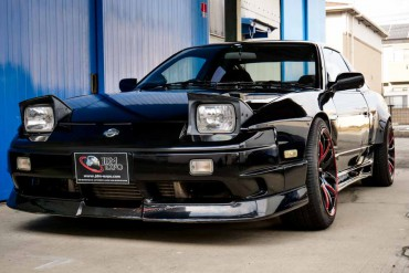 Nissan 180SX for sale JDM EXPO (N.8308)