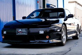 Nissan 180SX for sale (N.8309)
