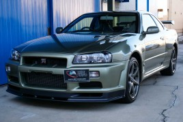 BRAND NEW Nissan Skyline GT-R V spec II Nur for sale  (N.8310)