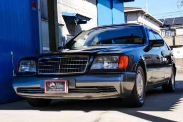Mercedes-Benz S-class 600SEL for sale JDM EXPO (N.8311)