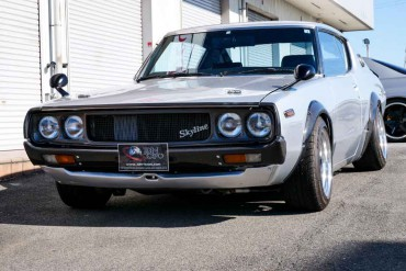 Nissan Skyline Ken Mery for sale JDM EXPO (N.8312)
