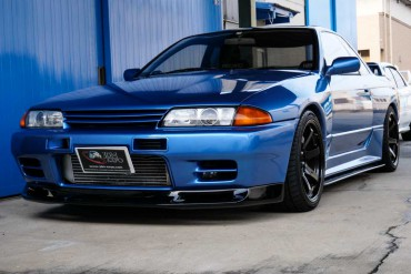 Nissan Skyline GTR R32 for sale JDM EXPO (N.8315)